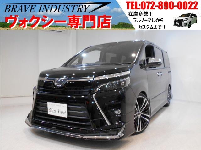 トヨタ ZS煌II 新車7人 モデリスタ 車高調 19AW 両電スラ