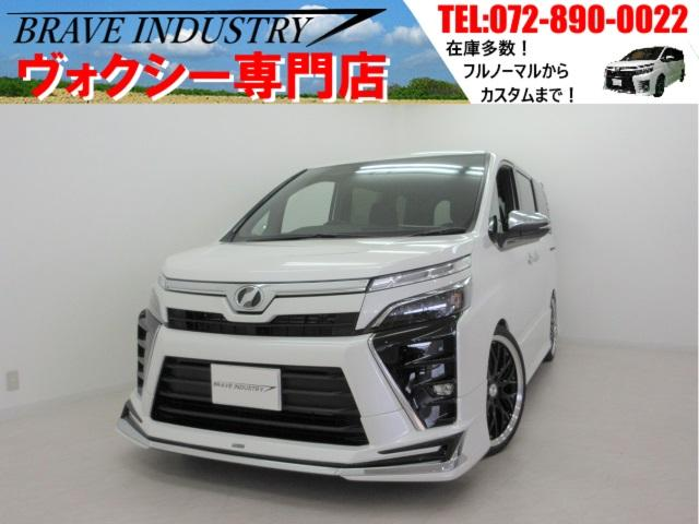 トヨタ ZS煌II新車 モデリスタエアロ 車高調 19AW 両電スラ