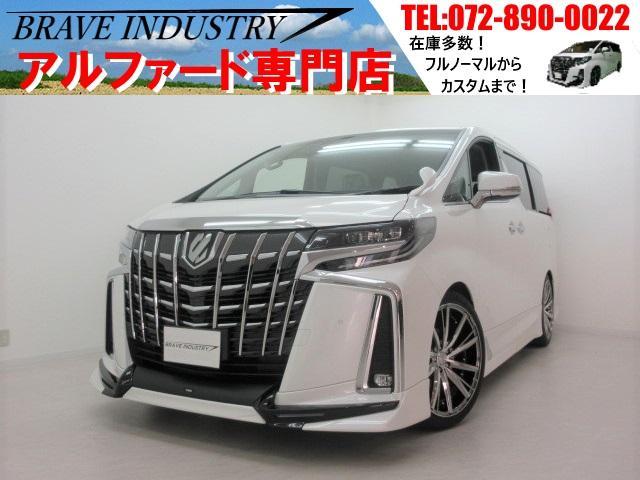 トヨタ S 新車7人 TRDコンプリート 車高調 20AW両側電スラ