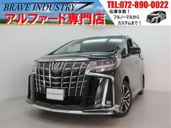 アルファードSC新車モデリスタ サンルーフ 3眼 デジタルインナーミラー