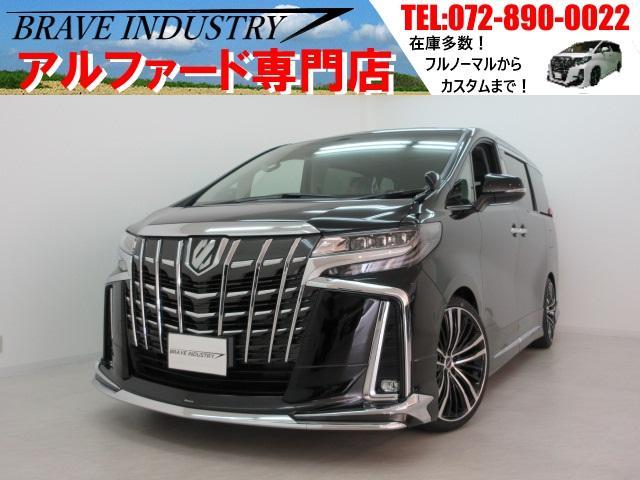 トヨタ SC新車 サンルーフ 3眼 モデリスタ ローダウン 20AW