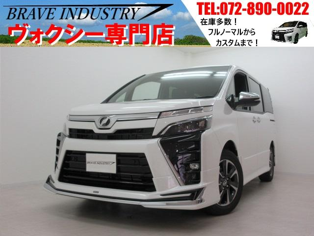 トヨタ ZS煌II 新車 7人乗り モデリスタエアロ 両側電スラ