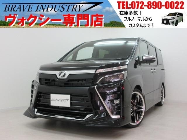 トヨタ ZS煌II新車7人 TRDエアロ ローサス19AW 両電スラ