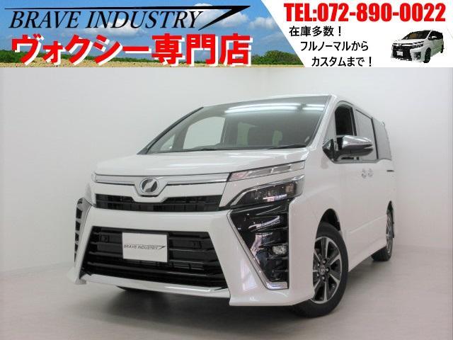 トヨタ ZS煌II新車7人 クリアランスソナー安全ブレーキ 両電スラ