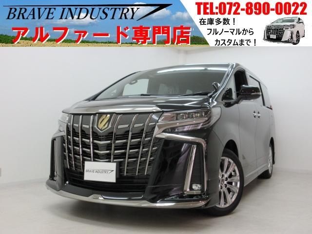 トヨタ タイプゴールド新車モデリスタ フリップダウン両電スラPバック