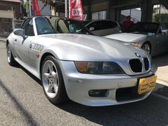 BMW Z3ロードスター2.2i HDDナビ ETC 純正アルミ レザーシート