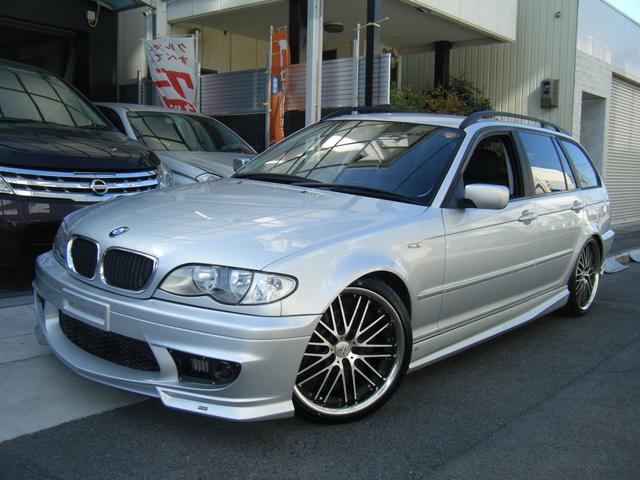 BMW 318iツーリング エナジーコンプリートカー 19アルミ