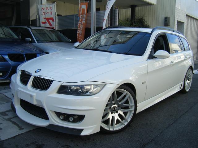 BMW 325iツーリングエナジーコンプリートカー 19アルミ
