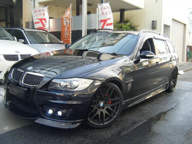 BMW 3シリーズ 325iツーリング エナジーコンプリートカー 19アルミ
