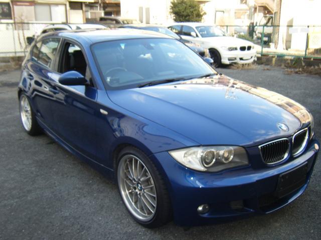 BMW 1シリーズ 130i Mスポーツ 130i Mスポーツ(5名) 18アルミ 革シート エアロ
