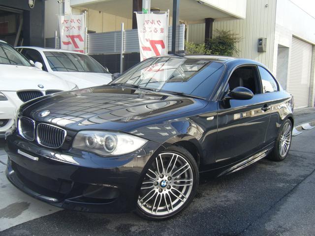 BMW 1シリーズ 135i 6速ミッション車 レカロシート BMWパフォーマンスエアロ 18インチアルミ ターボエンジン