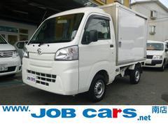 ハイゼットトラックハイルーフ 簡易保冷車 4AT Wエアバック