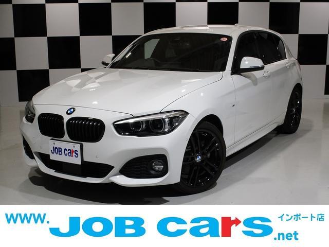 BMW 118d Mスポーツ エディションシャドー 1オーナー