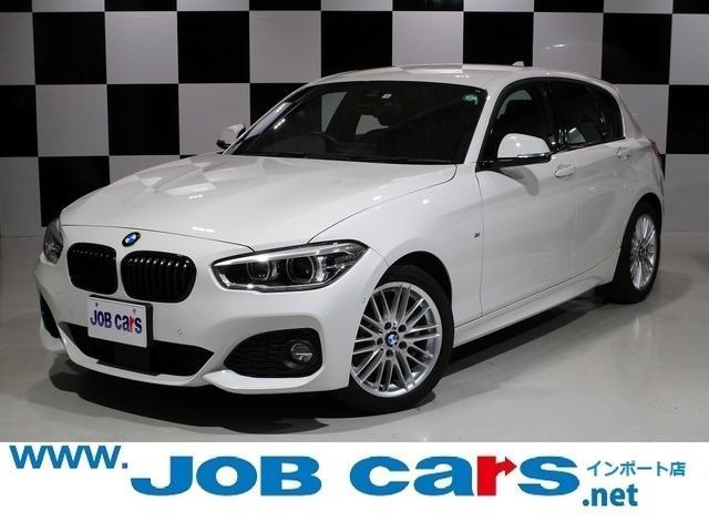 BMW 1シリーズ 118i Mスポーツ パーキングサポートPKG 純正HDDナビ バックカメラ LEDヘッドライト 純正17AW アダプティブクルーズコントロール オートライト ETC アイドリングストップ Bluetooth F・Rフォグ