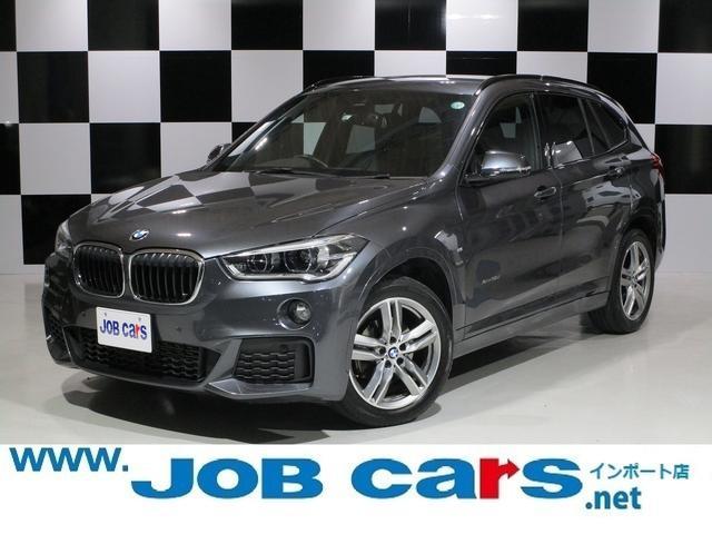 BMW X1 xDrive 18d Mスポーツ コンフォートPKG インテリジェントセーフティ 純正HDDナビ フルセグTV バックカメラ キセノンヘッドライト Bluetooth 純正18インチAW 衝突軽減装置 ETC レーンアシスト USB
