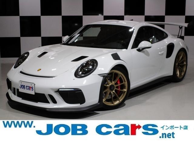 ポルシェ 911 911GT3RS 後期モデル スポーツクロノPKG クラブスポーツPKG カーボンインテリアPKG フロントリフティング 純正21AW レーシングイエローシートベルト カーボンシート ETC LEDブラックヘッドライト
