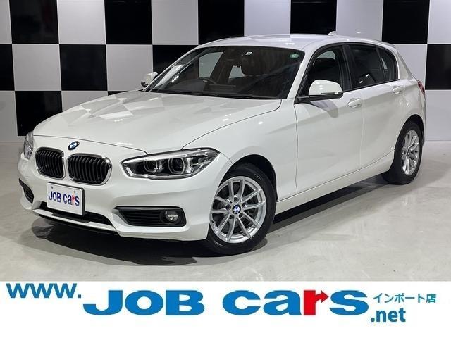 BMW 118i コンフォートPKG プラスPKG パーキングサポートPKG 純正ナビ リアビューカメラ 純正16AW Bluetooth USB 禁煙車 LEDヘッドライト ミラー内蔵ETC オートライト 前後フォグ