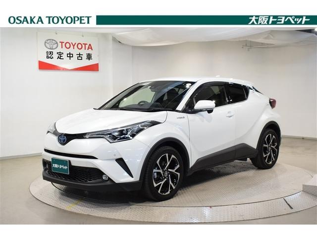 トヨタ G レーダーブレーキ LDA シートH TVナビ Cセンサー