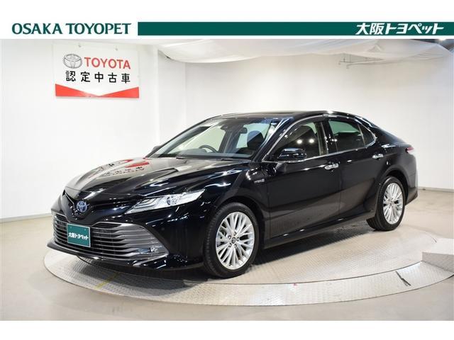 トヨタ カムリ Gレザーパッケージ