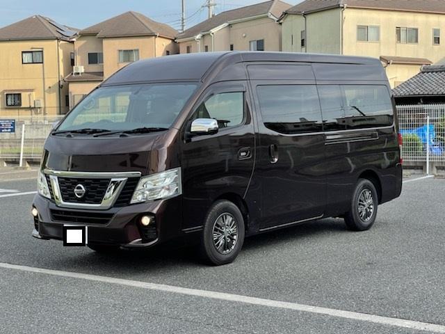 日産 NV350キャラバンワゴン