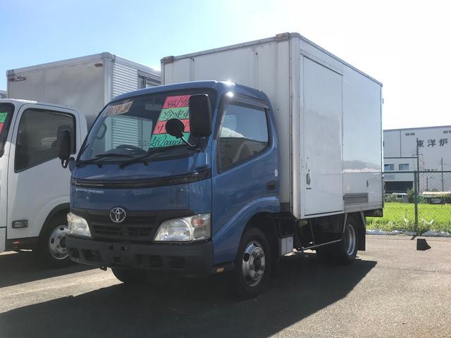 トヨタ 2t積 冷凍車 サイドドア
