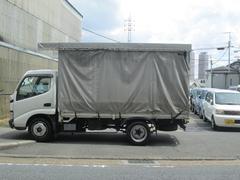 トヨエース2トントラック 幌付 ディーゼル 5万キロ台