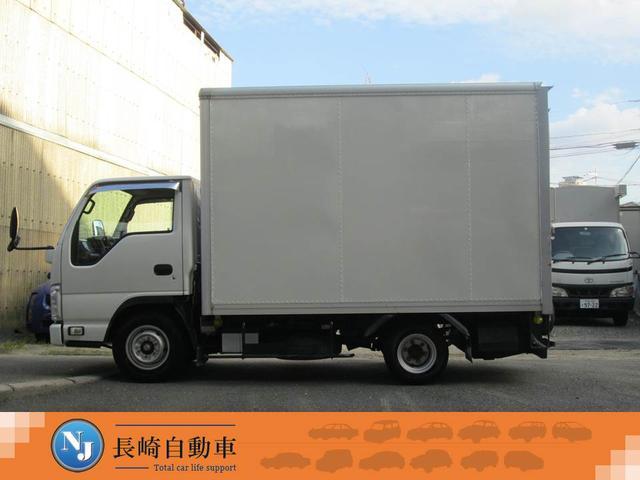1.5トンアルミドライバン AT限定運転可 ディーゼル車