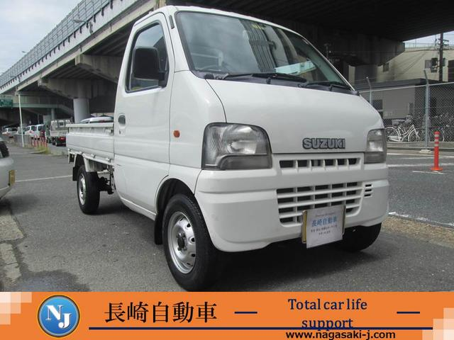 スズキ KU 軽トラック 5速MT車 ユーザー下取り車