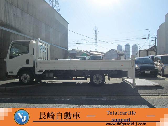 いすゞ 垂直パワーゲート付 ワイドロング  積載1,900kg