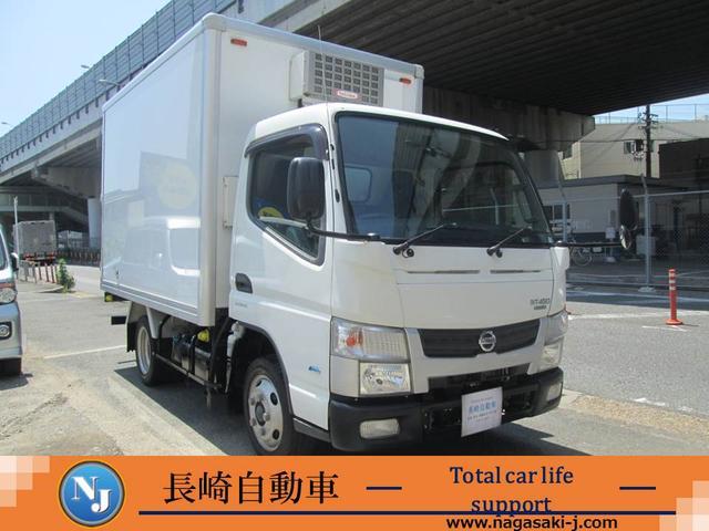 日産 2t 冷蔵冷凍車 -30度設定 サイドドアBカメラ
