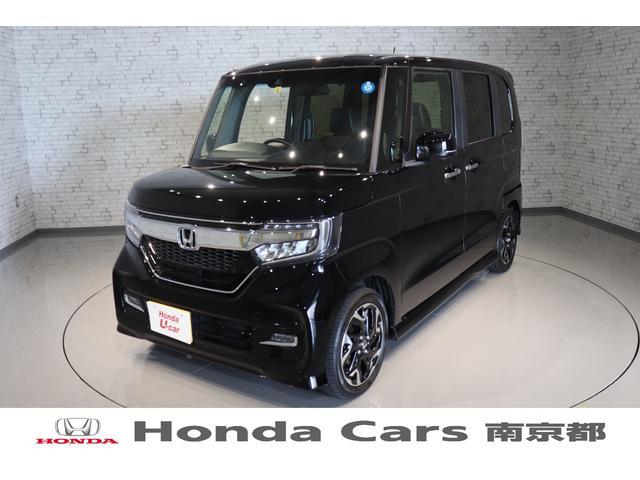 「ホンダ」「N-BOXカスタム」「コンパクトカー」「京都府」の中古車