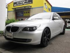 BMW525iハイライン HDDナビ Bカメラ 本革 20AW