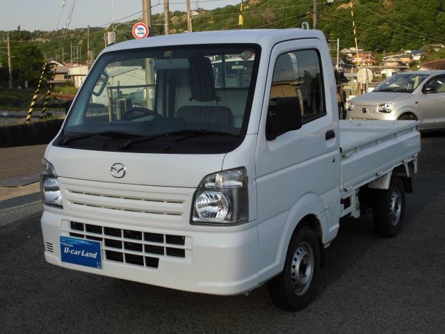 「マツダ」「スクラムトラック」「トラック」「奈良県」の中古車