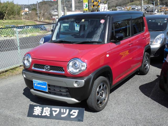 「マツダ」「フレアクロスオーバー」「コンパクトカー」「奈良県」の中古車