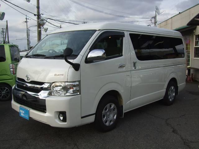 「トヨタ」「ハイエース」「ミニバン・ワンボックス」「奈良県」の中古車