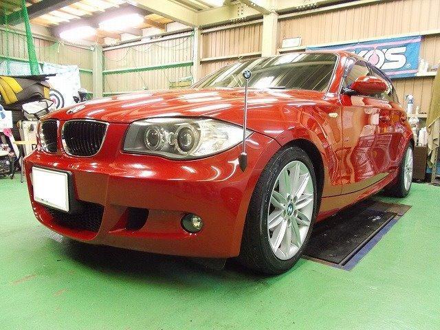 BMW 116iMスポーツパッケージ HDD Bカメラ