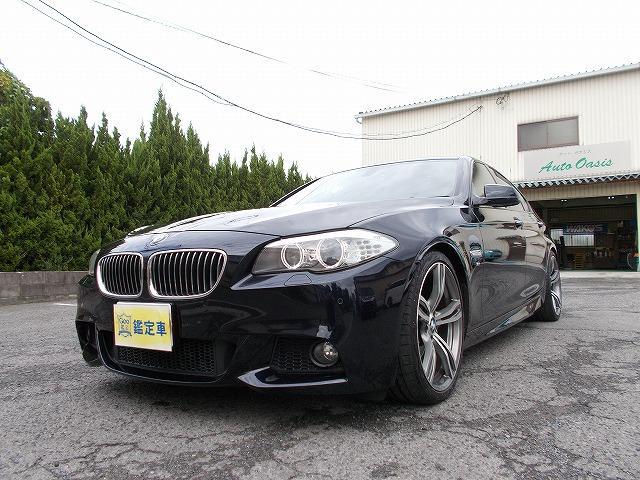 BMW 523iMスポーツ 20インチAW 地デジ  記録簿