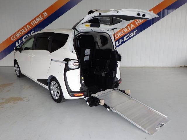 トヨタ XVパッケージ車いす仕様タイプI