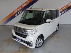 タントカスタムX SAIII 4WD