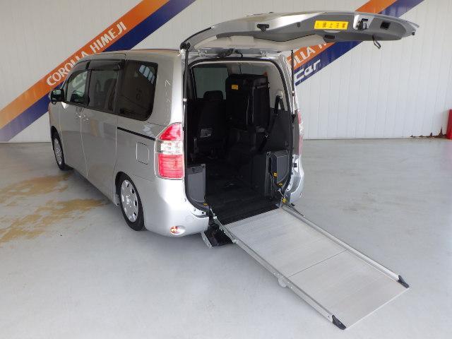 トヨタ X Lセレクション車いす仕様スロープタイプタイプI