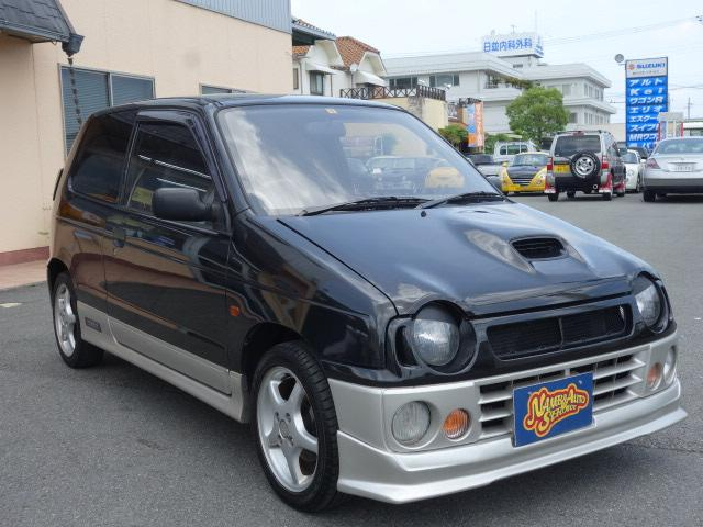 RS/Z 5MT 社外マフラー フロントリップスポイラー(1枚目)