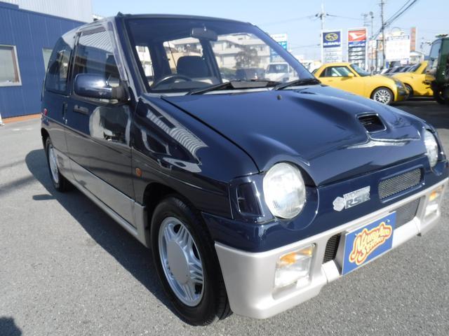 スズキ RS/R 4WD 5MT ノーマル 550cc