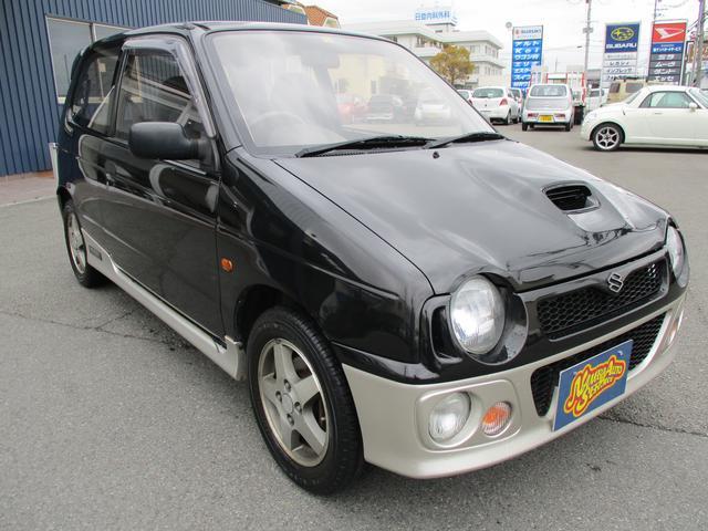 スズキ RS/Z 5MT ノーマル車両