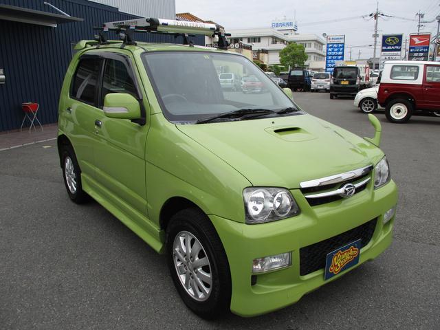 ダイハツ カスタムX 4WD スマートキー 地デジナビ ETC
