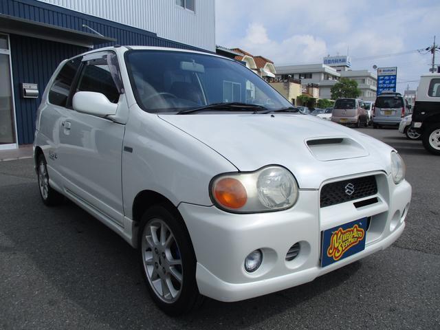 スズキ RS/Z 4WD 5MT 最終型