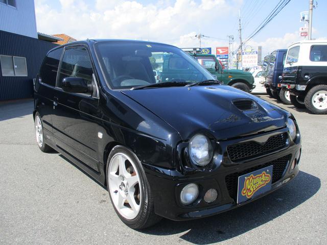 スズキ RS/Z 4WD ライトチューン