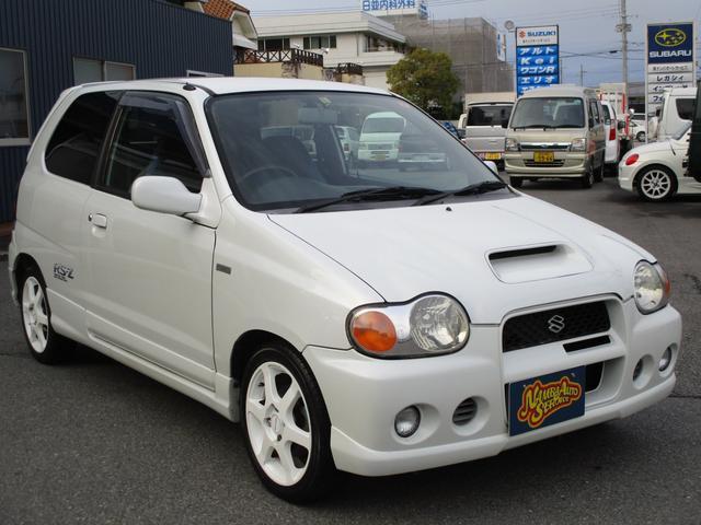 スズキ RS/Z 5MT 最終型 スズキスポーツマフラー