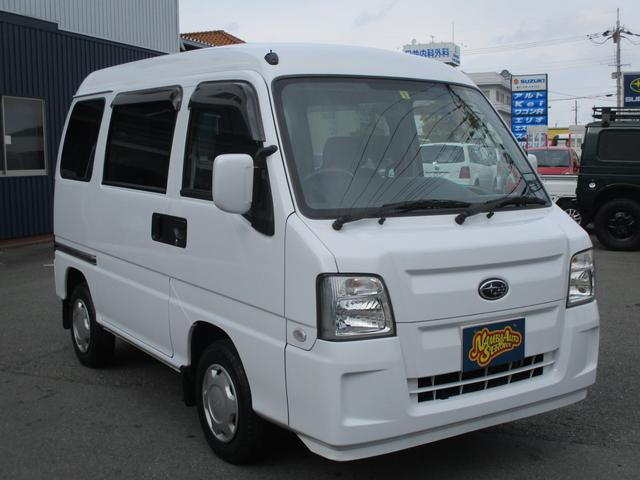 スバル ディアス SC 4WD 5MT 地デジナビ