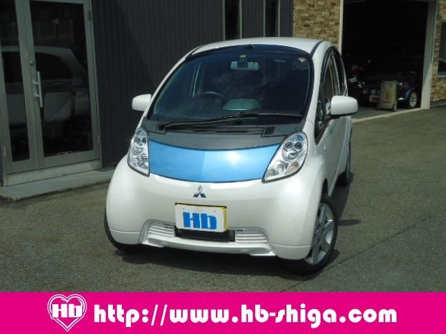 三菱 アイミーブ G スマートキー 急速充電可 シートヒーター