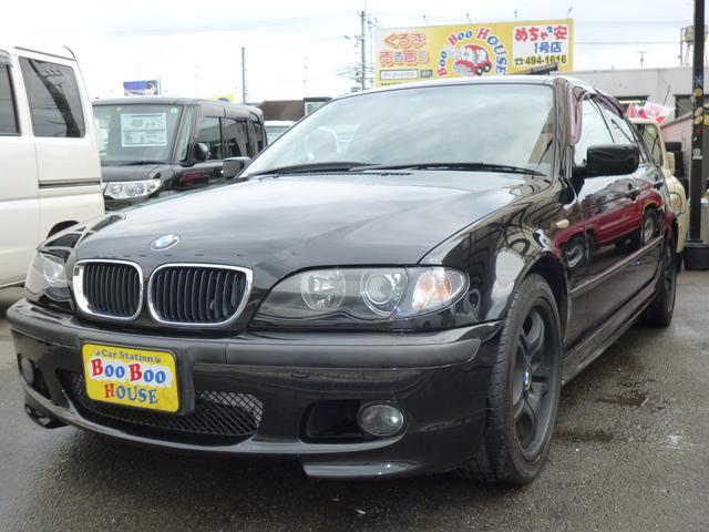 BMW 3シリーズ 318i Mスポーツパッケージ HDDナビ (...
